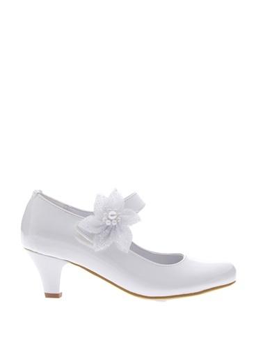 Barbie Ayakkabı Beyaz